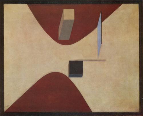 ノラの絵画の時間ロシア・アヴァンギャルドの画家と作品 インスタレーションの元祖 エル・リシツキーの絵画、ポスターと作品コメントトラックバック