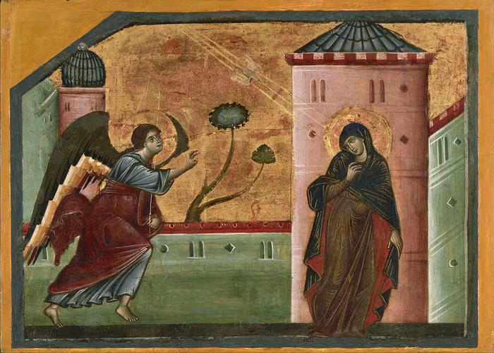 Annunciation, 1262-1279