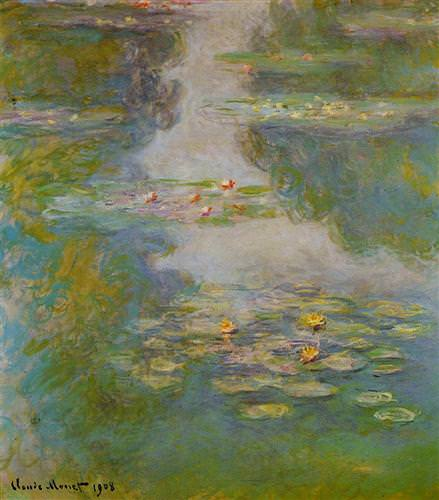 Water Lilies1908-2
