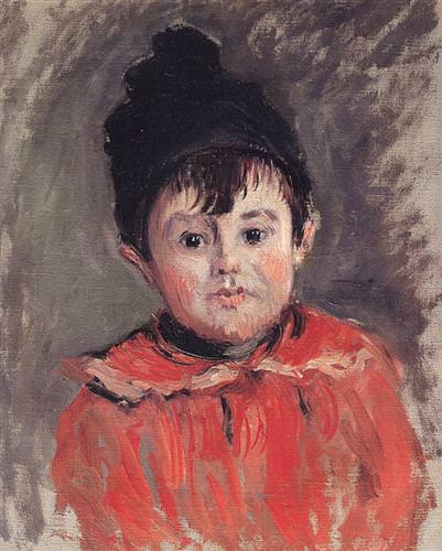 Portrait of Michael1880