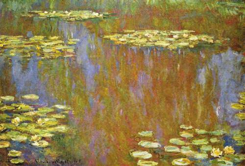 Water Lilies1905-3