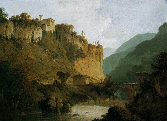 Convent of San-Cosimato