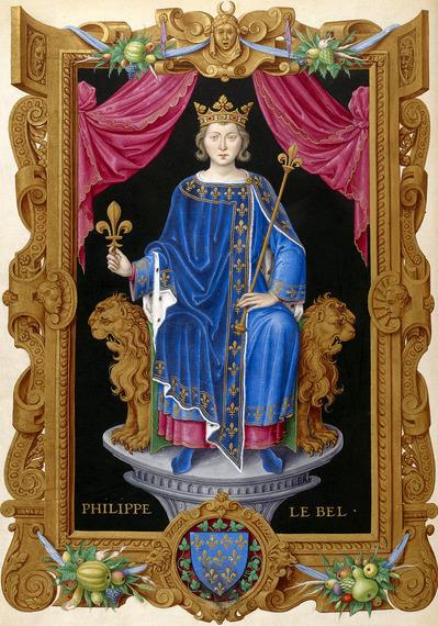 フランス王フィリップ4世