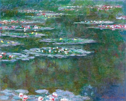 Water Lilies1904-3