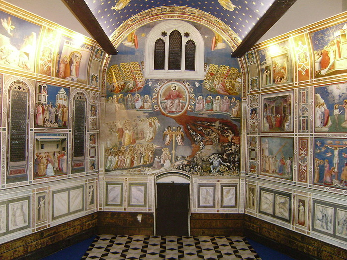 Scrovegni Chapel Frescoes1