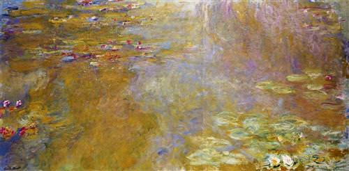 Water Lily Pond1919-3
