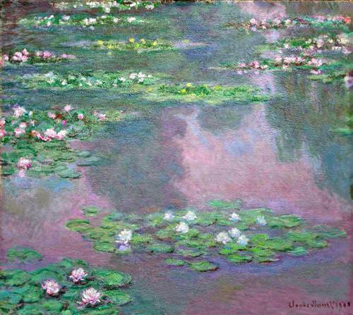 Water Lilies1905-2