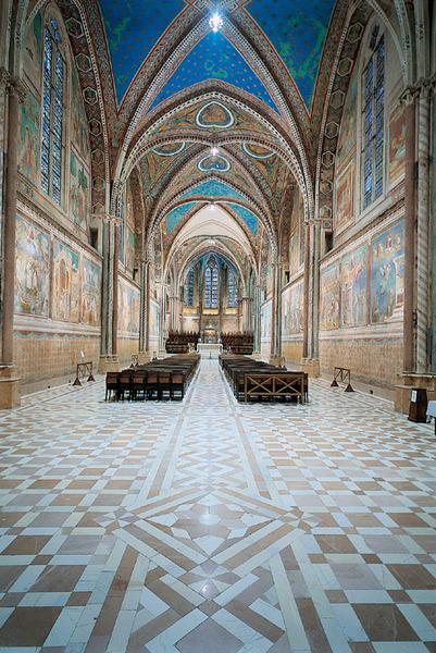 Basilica of St. Francis, Assisi2