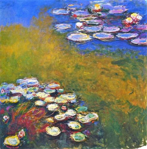 Water Lilies1917-4