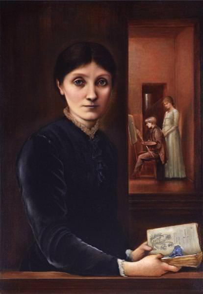 1887Georgiana Burne Jones
