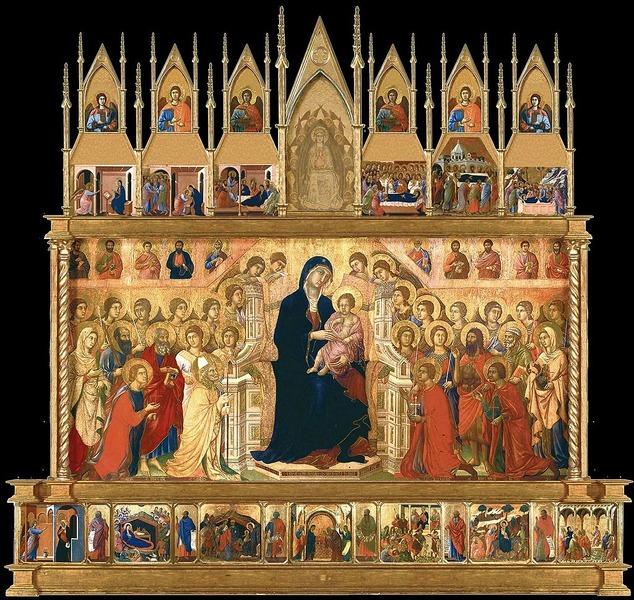 Maestà (Duccio)2