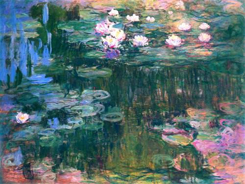 Water Lilies1917-5
