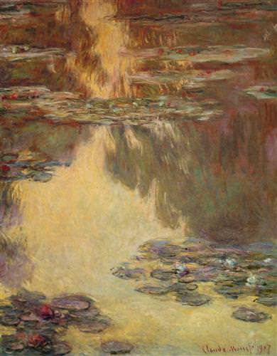 Water Lilies1907-4