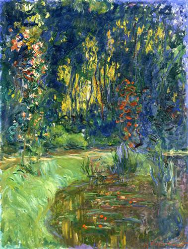 Water Lily Pond at Giverny1919
