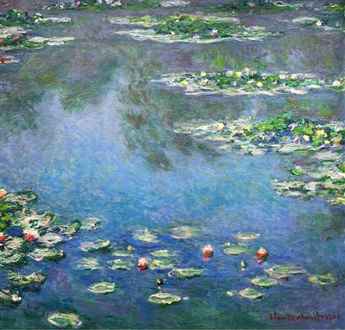 Water Lilies1906-3