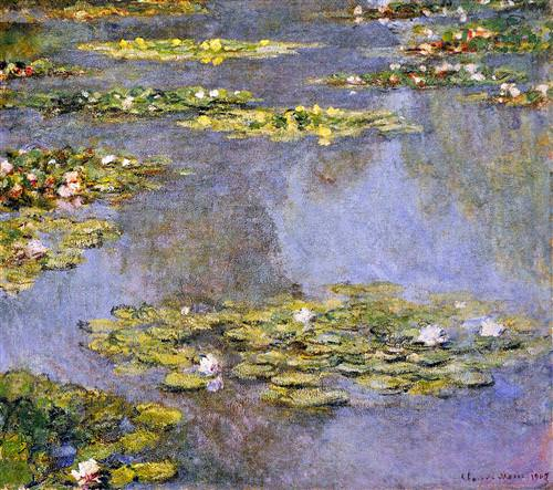 Water Lilies1905