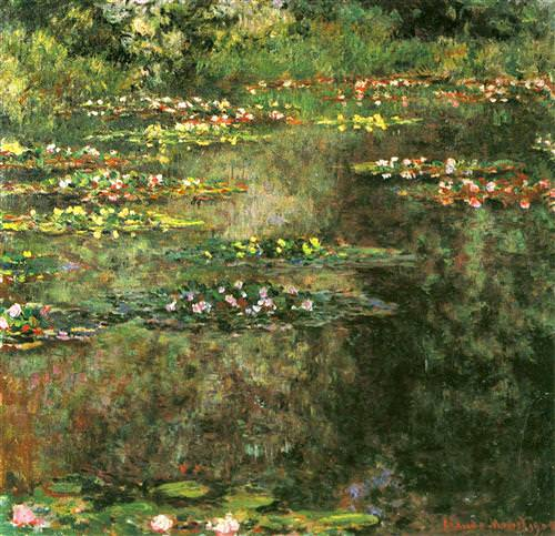 Water Lilies1904-2