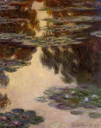 Water Lilies1907-11