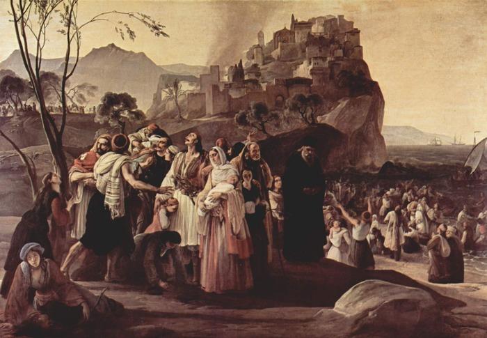 Refugees of Parga (1831)