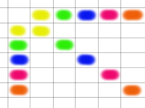 カラーチャート21