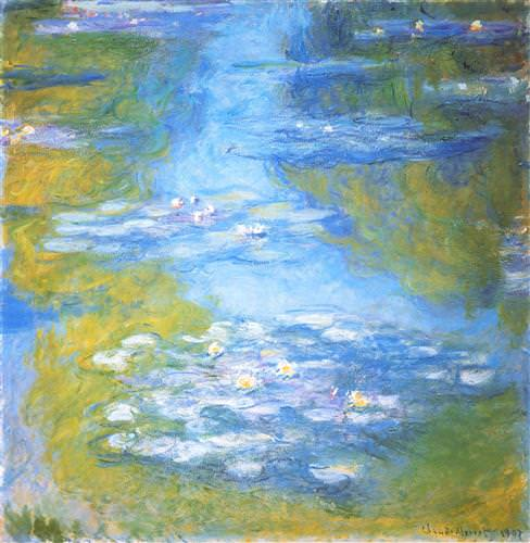 Water Lilies1907-3