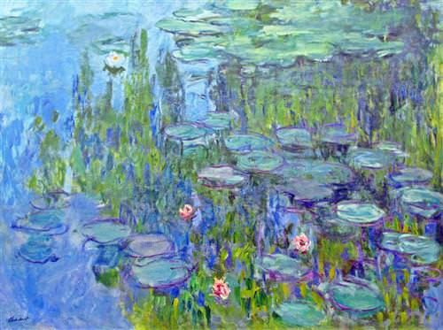 Water Lilies1914-2