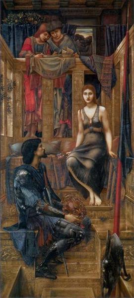 1884King Cophetua and the Beggar Maid