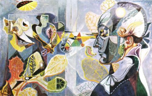 1940Goethe or the metamorphosis of plants