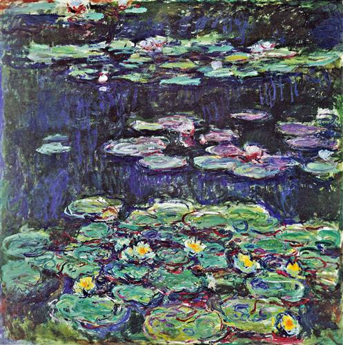 Water Lilies1914