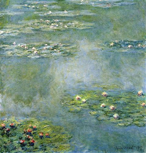 Water Lilies1907-7
