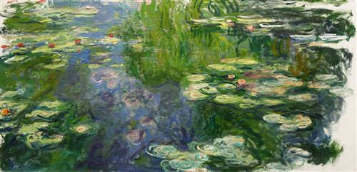 Water Lilies1919-9