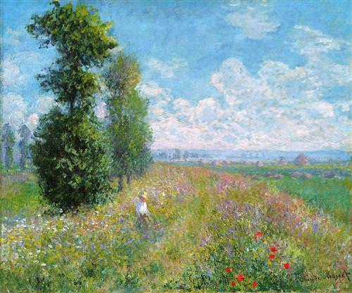 Meadow at Bezons1875