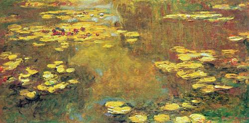Water Lilies1919-14
