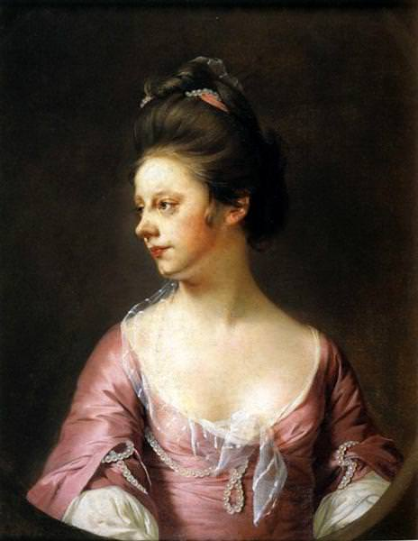 Portrait of Mrs Catherine Swindell