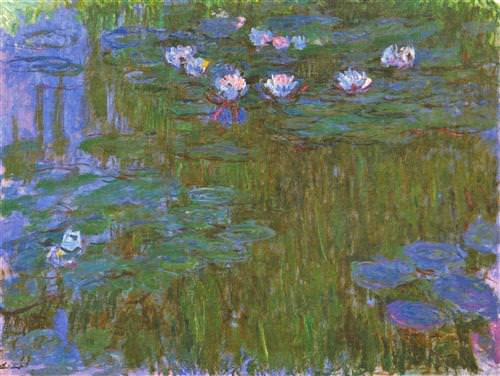 Water Lilies1917-6