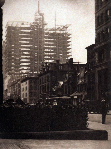 Old and New New York, 1910