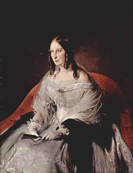 Princess di Sant' Antimo (1840-1844)