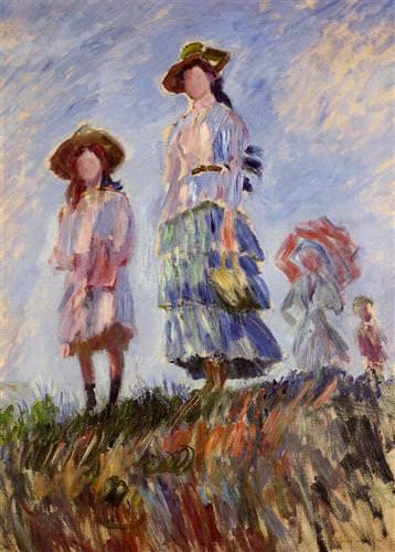 The Promenade (study)1886