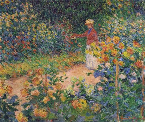 In the Garden1895