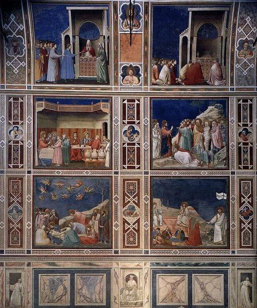 Scrovegni Chapel Frescoes2