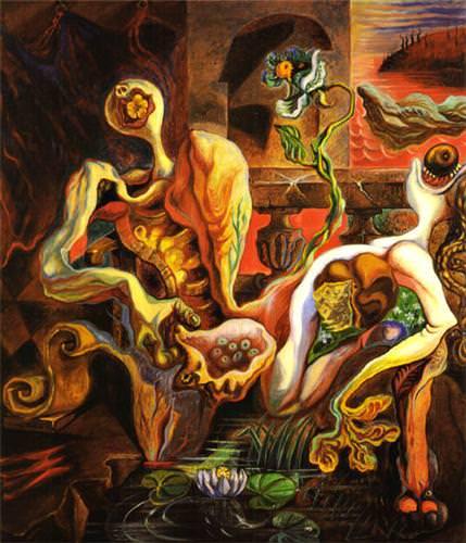 1938The Metamorphosis of the Lovers