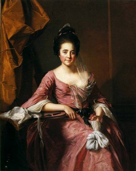 Portrait of a Lady with Her Lacework
