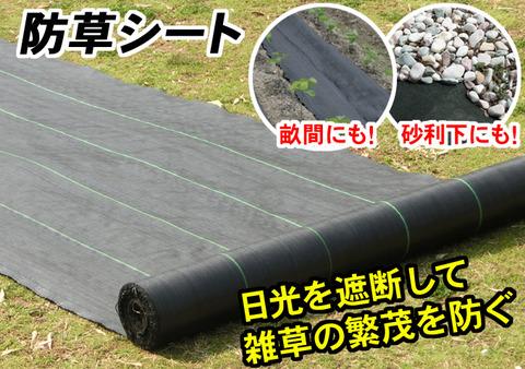 防草シート画像1