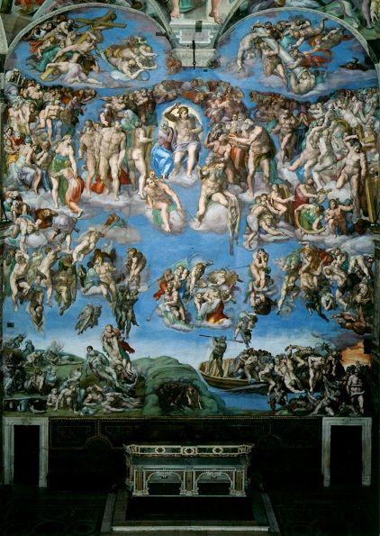 システィーナ礼拝堂の画像 p1_34