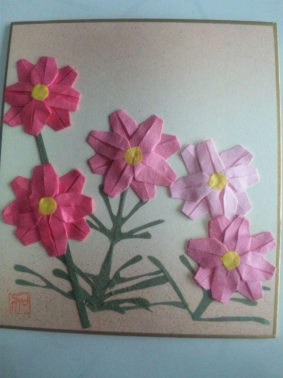 すべての折り紙 お盆 飾り 折り紙 : ... 折り紙 - livedoor Blog(ブログ