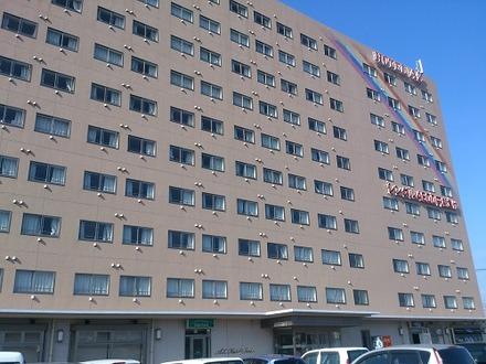 AZホテル荒尾外観