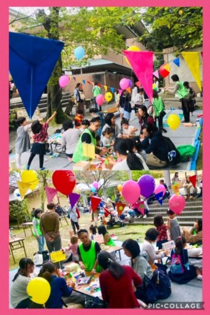 【kokokids】11/3 「キッズフェスタ」開催!!