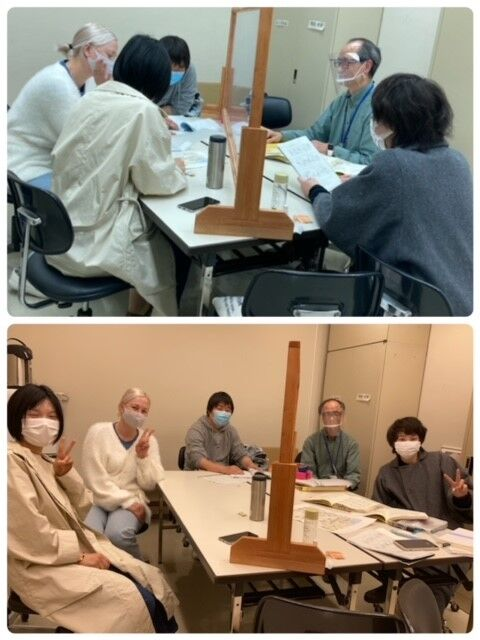 【日本語チューター】チューターの楽しみ~水曜午後クラスの紹介