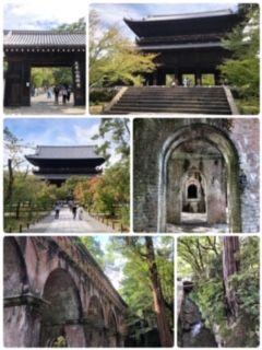 【日本語チューター】南禅寺の観光