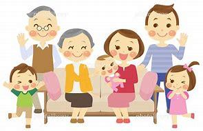 【日本語チューター】 家族(かぞく)が集(あつ)まる時(とき)は、どういう時